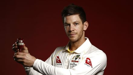 Australia will be led by wicket-keeper batsman Tim Paine