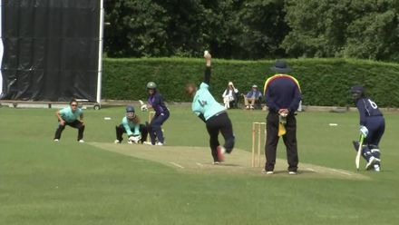 Women's Global Development Squad v Surrey Stars highlights