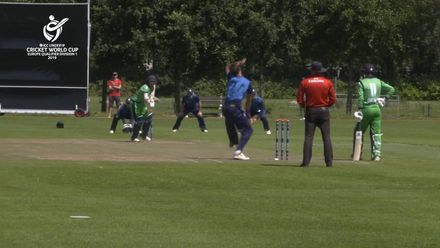U19 CWC Europe Q: Sco v Ire – Ireland make a strong start chasing 247