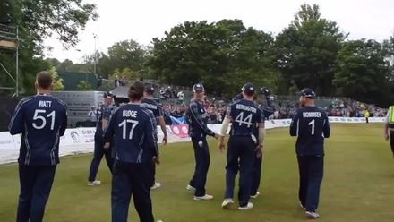 ICC Associate Member Men's Performance of the Year – Scotland