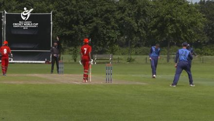 U19 CWC Europe Q: Sco v Den – Highlights