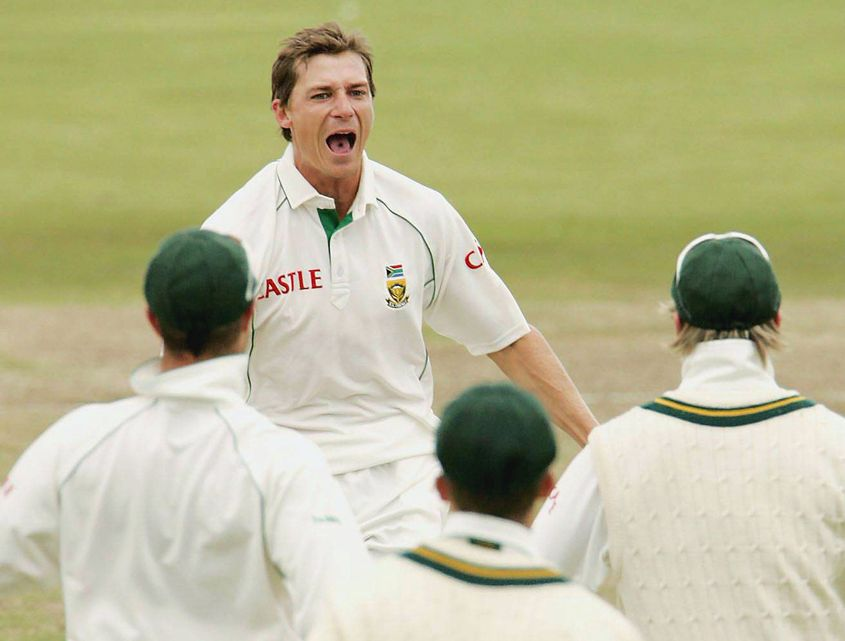Steyn's maiden five-for was one to remember