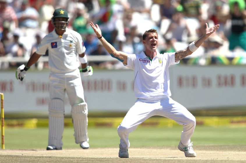 Pakistan had no answers to Dale Steyn