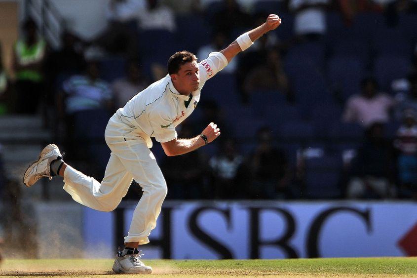 Steyn defied the Nagpur heat to claim his career-best figures