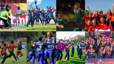 Live Cricket Scores & News ICC Women's World T20