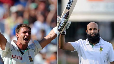 The Rise: Steyn climbed to the top of MRF Tyres ICC Test Rankings for Bowlers for the first time in April 2008; Amla did the same in the batting charts in February 2013