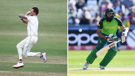 The Swansong: They played their last games against Sri Lanka: Steyn in Tests in 2019, Amla in the ICC Men's Cricket World Cup 2019