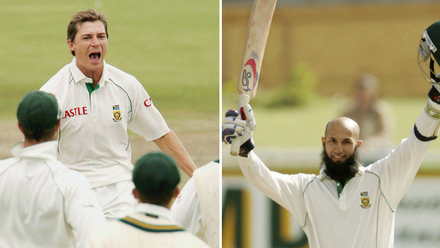 The Statement: Steyn returned his first five-wicket haul against Sri Lanka in 2006; Amla notched up his first hundred against New Zealand in the same year