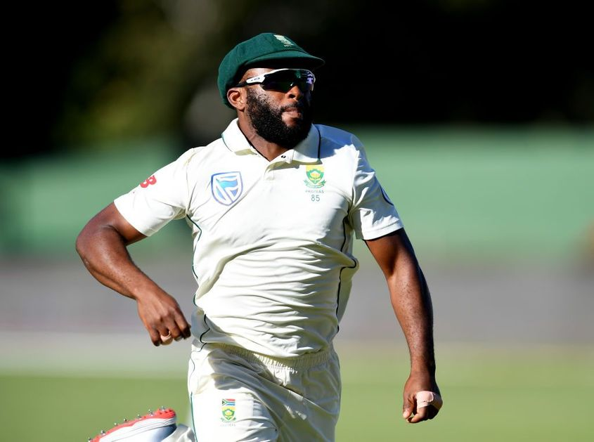 Temba Bavuma has been named in both squads; he will serve as Du Plessis' deputy in the Test arena