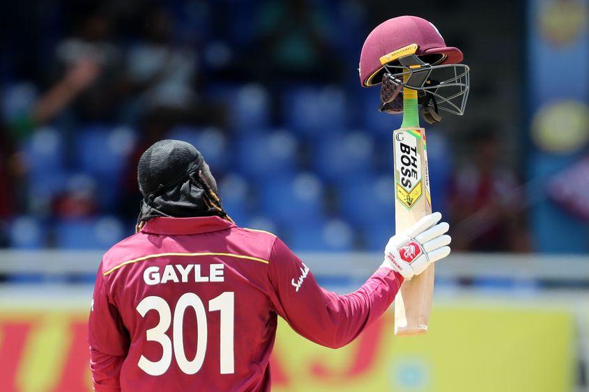 Gayle gave West Indies an explosive start