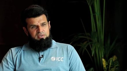 Umpire Aleem Dar looks back on a long career
