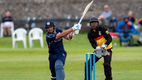 Coetzer leads Scotland to victory over PNG