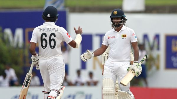 Undefeated Karunaratne-Thirimanne stand puts SL in the driver's seat