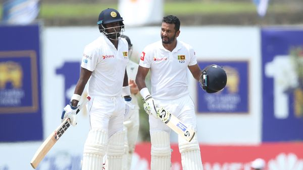 Sri Lanka script record chase at Galle after Karunaratne's ton