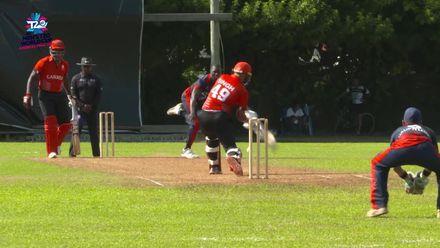 Men's T20WCQ Americas: Canada v Cayman Islands - Ravinderpal Singh scores a ton
