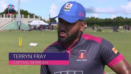 Men's T20WCQ Americas: Bermuda v Canada – pre-match interviews with captains