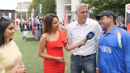 Criio Cup finalists enjoy CWC19 final at Lord's