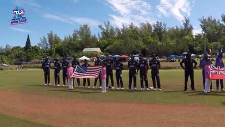 Men's T20WCQ Americas: Bermuda v USA – Match highlights