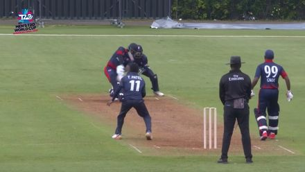 Men's T20WCQ Americas: USA v Cayman Islands – Highlights