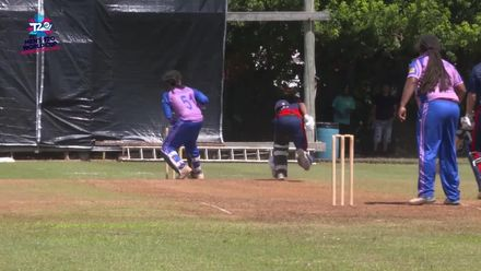 Men's T20WCQ Americas: Bermuda v Cayman Islands - Onais Bascome is Player of the Match in Bermuda's victory over Cayman