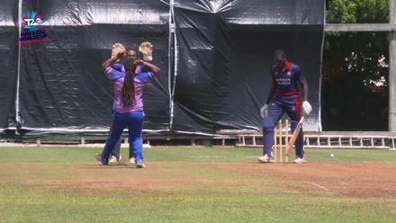 Men's T20WCQ Americas: Bermuda v Cayman Islands – Bermuda's bowlers on top