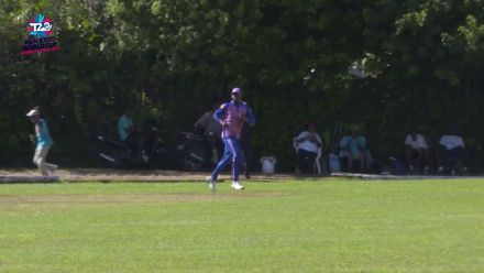 Men's T20WCQ Americas: USA v Bermuda – Bermuda keep USA to 141 with the help of this incredible catch