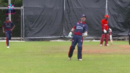 Men's T20WCQ Americas: Cayman Islands v Canada - Cayman Islands take two early wickets defending 91