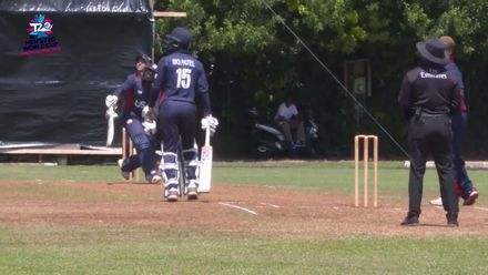 Men's T20WCQ Americas: Cay v USA - USA cruise to victory over Cayman Islands