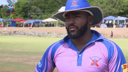 Men's T20WCQ Americas: Canada v Bermuda - Pre-match captains interviews