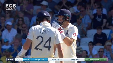 Ashes 2019: 3rd Test, day 3 – Highlights