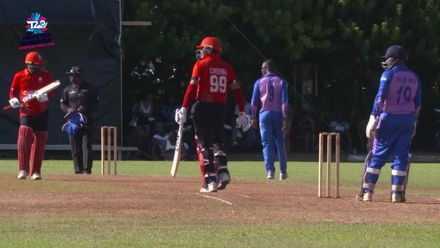 Men's T20WCQ Americas: Canada v Bermuda – Match highlights