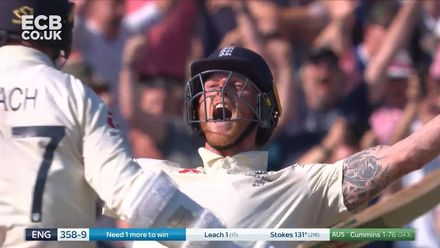 Ashes 2019: 3rd Test, day 4 – Highlights