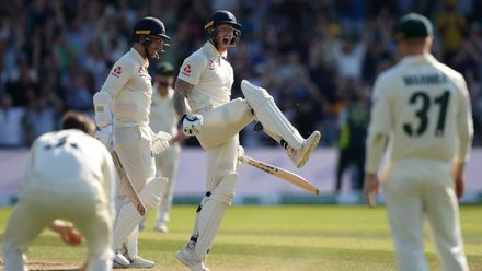 The Ashes 2019: Winning moments from an all-time classic