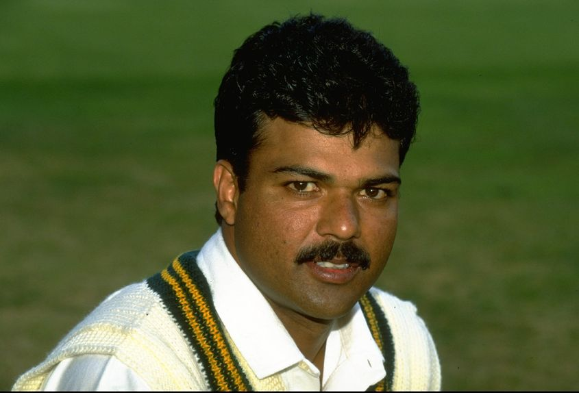 Ahmed made 310 international appearances between 1986 and 2001