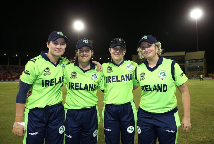 Shillington, the Joyce twins and Metcalfe all retired after last year's T20 World Cup