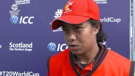 ICC T20WC Qualifier: SCO v PNG - Tau dedicates win to Kopi John