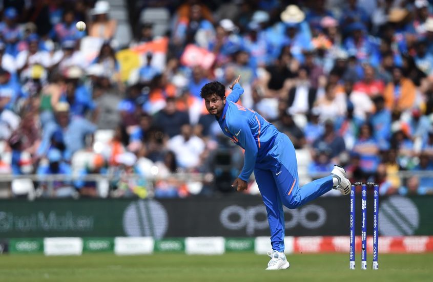 Kuldeep Yadav has suffered a dip in form lately
