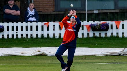 Great catch by The Netherland's Sterre Kalis.