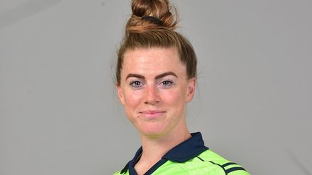ICC T20WC Qualifier: NAM v IRE – Player of the Match Mary Waldron  interview