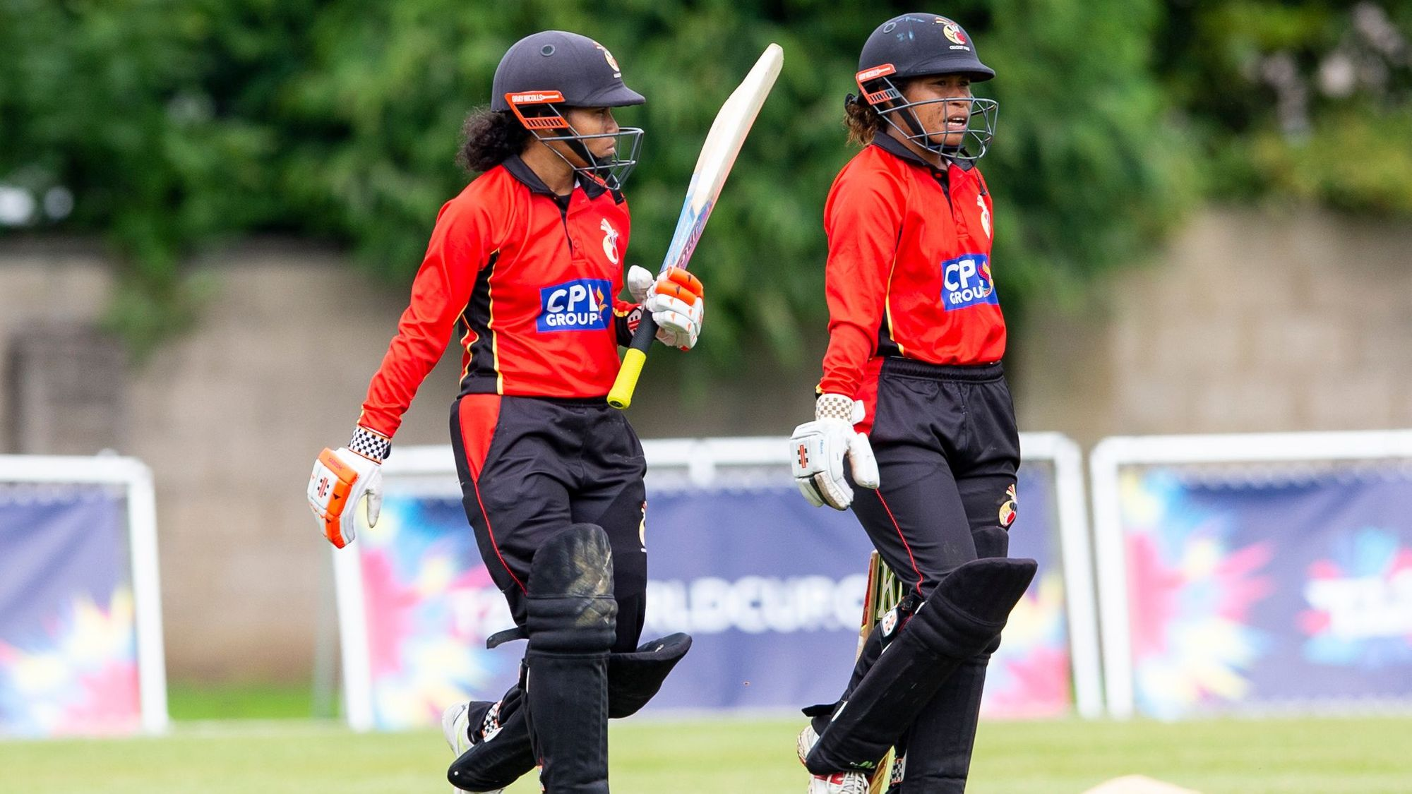 Bangladesh v PNG, 1st Match, Group A, ICC Women's T20 World