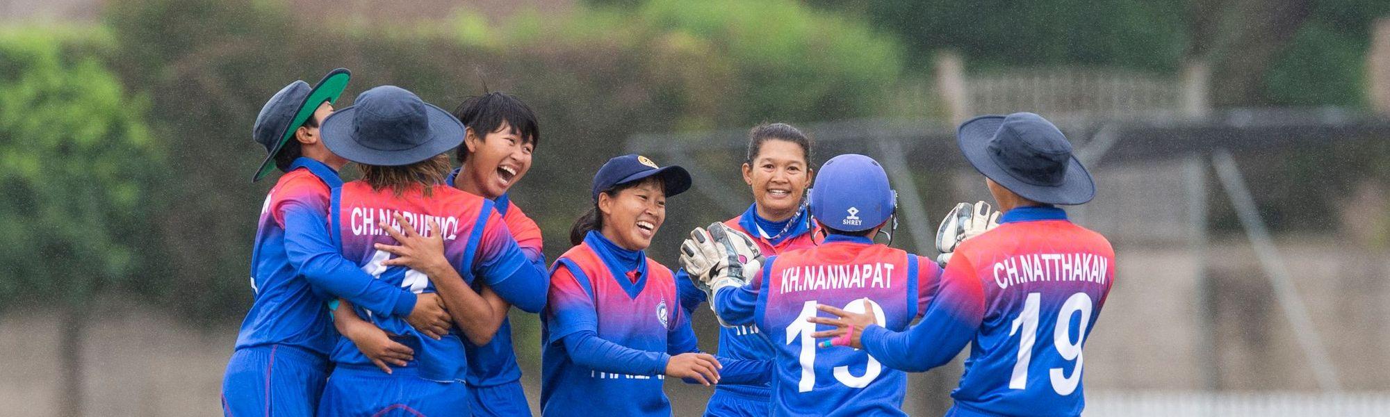 Thailand celebrate