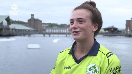 ICC T20WC Qualifier: Lara Maritz loves cricket