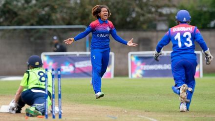 ICC T20WC Qualifier: IRE v THA - Match highlights