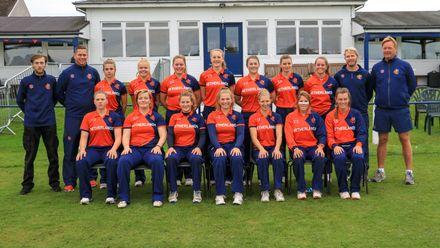 Netherlands team.