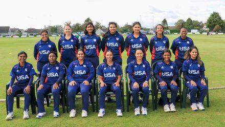 USA team.