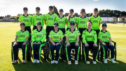 Ireland team.