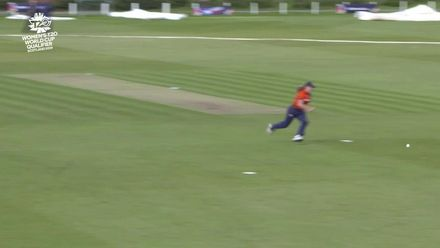 ICC T20WC Qualifier: IRE v NED - Match highlights