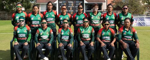 Bangladesh team.