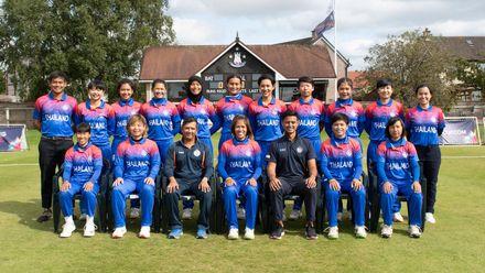 Thailand team.