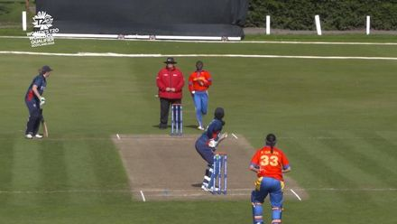 ICC T20WC Qualifier: USA v NAM – Match highlights